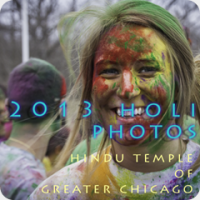 2013 Holi @ Hindu Temple of Greater Chicago